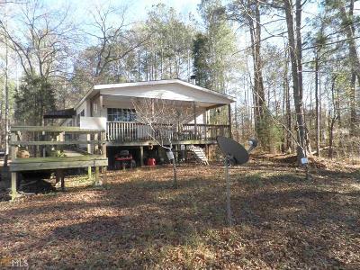 Milledgeville, Sparta, Eatonton Single Family Home For Sale: 231 Cedar Dr