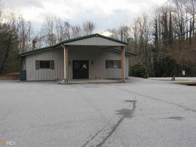 Rabun County Commercial Under Contract: 458 N Main St