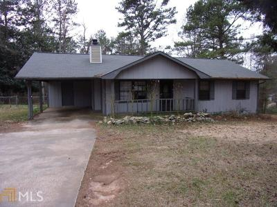 Hiram Single Family Home For Sale: 4500 Nebo Rd