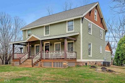 Habersham County Single Family Home For Sale: 254 Turnerville Cir