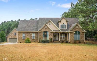Locust Grove Single Family Home For Sale: 131 Sam Solomon Rd
