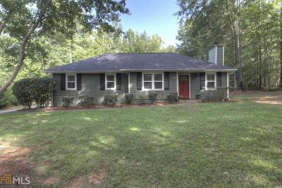 Senoia Single Family Home Under Contract: 205 Grindstone Way