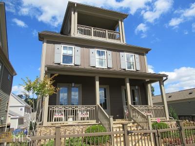 Woodstock Single Family Home For Sale: 138 Brighton Blvd