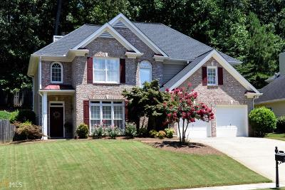 Roswell Single Family Home Under Contract: 8065 Sandorn Dr