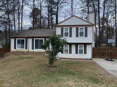 Alpharetta Single Family Home For Sale: 165 Arborfield Way