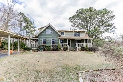 Woodstock Single Family Home Under Contract: 511 Ragsdale Ter