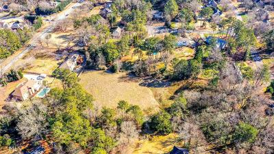 Roswell Residential Lots & Land For Sale: 870 Hardscrabble Rd