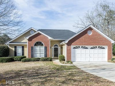 Griffin Single Family Home Under Contract: 141 Coach Dr