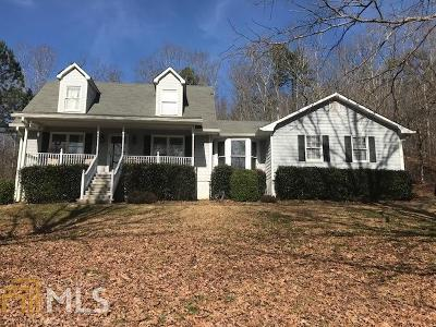 Fayetteville Single Family Home For Sale: 120 Downybrook Ln
