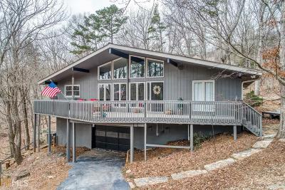 Jasper Single Family Home Under Contract: 21 Sharp Top Mountain Trl