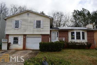 Stone Mountain Single Family Home For Sale: 1252 Autumn Hill Ln