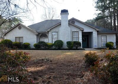 Conyers Single Family Home For Sale: 651 SE Clubland Cir