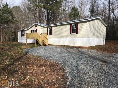 Banks County Single Family Home For Sale: 190 Loggins Ln