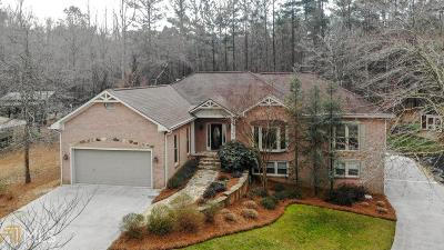 Acworth Single Family Home For Sale: 5133 Cantrell Pt