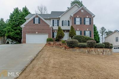 Lilburn Single Family Home Under Contract: 1000 Cedar Bluff Trl
