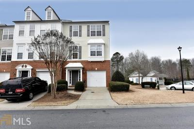 Alpharetta Condo/Townhouse Under Contract: 1017 Whittington Way