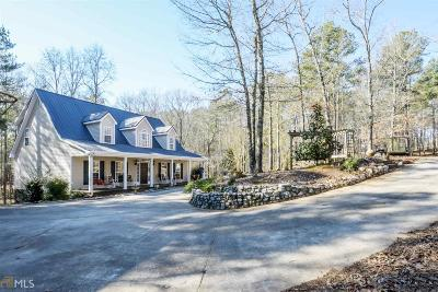 Bowdon Single Family Home Under Contract: 3852 W Highway 5