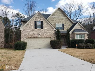 Snellville Single Family Home For Sale: 3136 Tuscan Ridge Dr