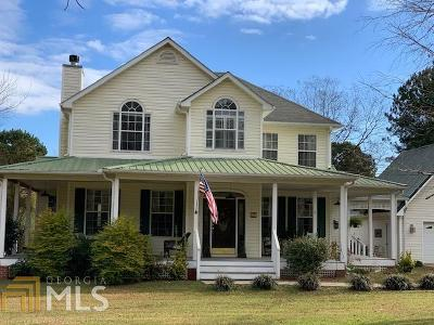 Griffin Single Family Home Under Contract: 68 Smoak Field