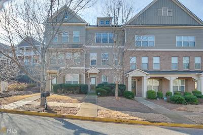 Kennesaw Condo/Townhouse For Sale: 1173 Ridenour Blvd