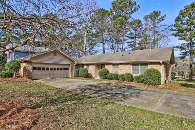 Conyers Single Family Home Under Contract: 535 Valley Woods Cir