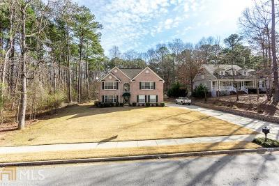 Clayton County Single Family Home For Sale: 9348 Sweetbriar Trce