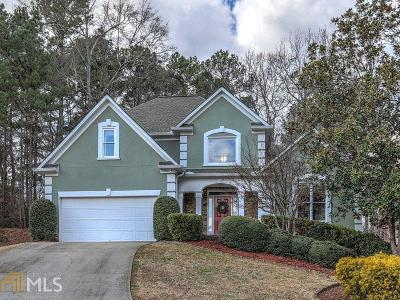 Roswell Single Family Home Under Contract: 5075 Victory Ridge Ln