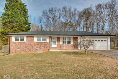 Powder Springs Single Family Home Under Contract: 4565 Frank Aiken Rd