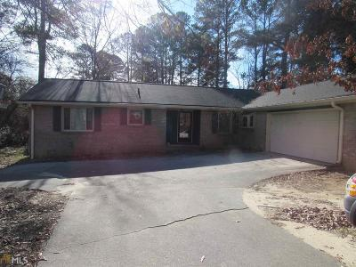 Conyers Single Family Home For Sale: 2704 Turner Valley Ct