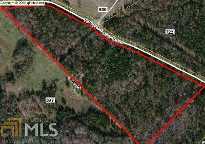 Mansfield Residential Lots & Land Under Contract: Hodegs Farm Rd #16 Acres
