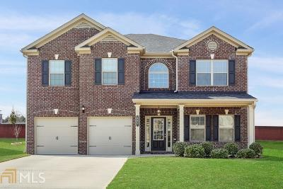 Grayson Single Family Home For Sale: 487 Sawyer Meadow Way