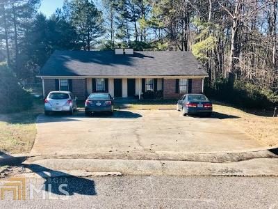 Gwinnett County Multi Family Home Under Contract: 381 Charter Ct