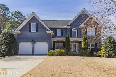 Smyrna Single Family Home For Sale: 3708 Tynemoore Trce