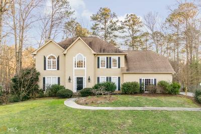 Roswell Single Family Home For Sale: 905 Old Park Ct