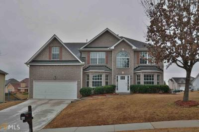 Ellenwood Single Family Home Under Contract: 4494 Legacy Mill Dr