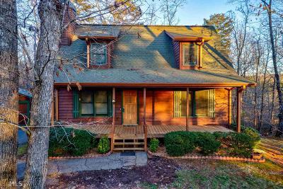 Dahlonega Single Family Home For Sale: 49 Maple Ridge Rd