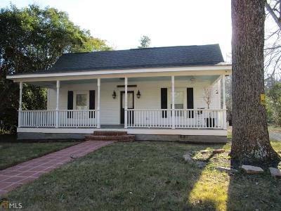 Monticello Single Family Home For Sale: 838 Eatonton