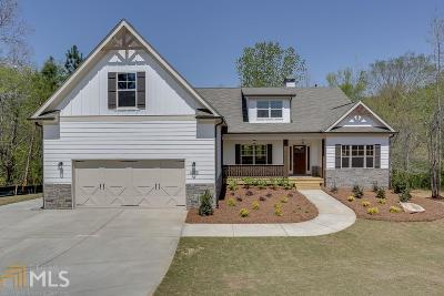 Winder Single Family Home For Sale: 1237 Shiva Blvd