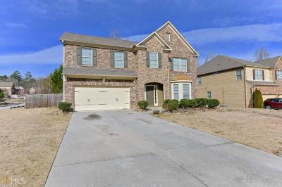 Conyers Single Family Home Under Contract: 1397 Revel Cove Dr