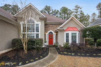 Kennesaw Single Family Home Under Contract: 3039 Fairhaven Ridge