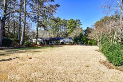 Marietta, Roswell Single Family Home For Sale: 125 Blackland Ct