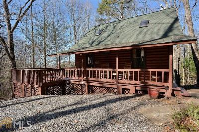 Blairsville Single Family Home For Sale: 14 Treetop Ln