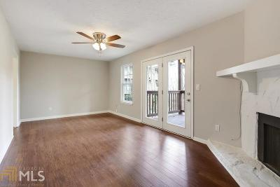 Roswell Condo/Townhouse Under Contract: 309 Quail Run