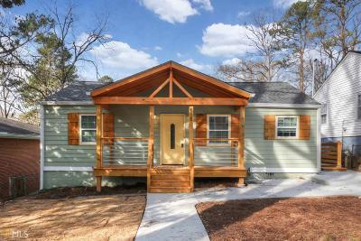 Grove Park Single Family Home Under Contract: 518 Pelton Pl