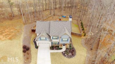 Flowery Branch Single Family Home Under Contract: 5916 Heritage Ridge