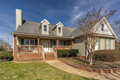 Buckhead, Eatonton, Milledgeville Single Family Home Under Contract: 135 Thunder Rd