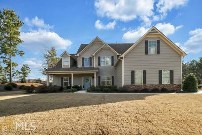 Newnan Single Family Home For Sale: 78 Northgate Preserve Dr