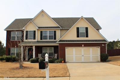 Locust Grove Single Family Home Under Contract: 1204 Nottley Dr