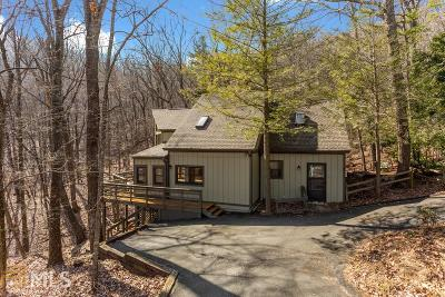 Jasper Single Family Home Under Contract: 78 Red Oak Point