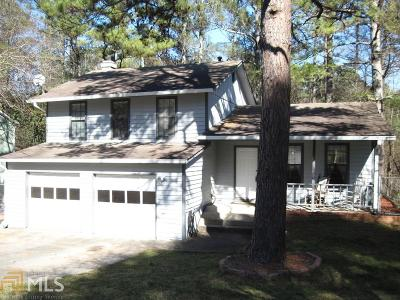 Lilburn Single Family Home Under Contract: 655 Old Manor Rd